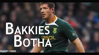 Bakkies-Botha-vs-Sebastien-Chabal--Beast-Mode