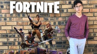 Fortnite Save the World - AFKing Wargames - Subscriber Only Giveaways - PL 128