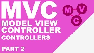 Simple MVC in PHP (2/4) - Controllers Mp3