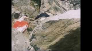 """Прыжок со скалы.. Фильм """"Граф Монте Кристо"""""""