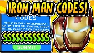 Roblox Ironman Simulator Wiki Robux Codes In Roblox