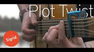 Plot Twist - Sigrid - Fingerstyle Guitar Cover (Free Tabs)