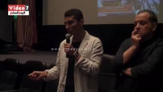 """خالد النبوى : """"يوسف شاهين هو سقف السينما العالى """""""
