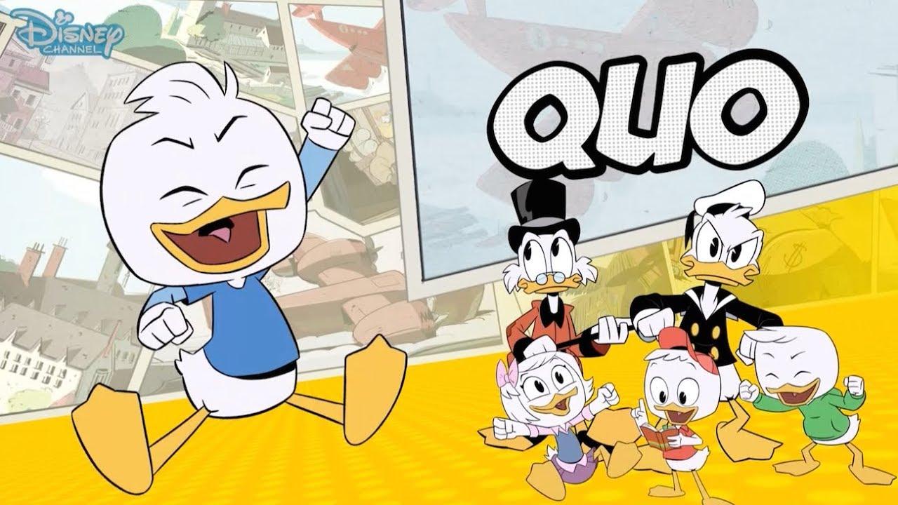 Ducktales La Famiglia Più Incredibile Di Disney Channel Quo Youtube