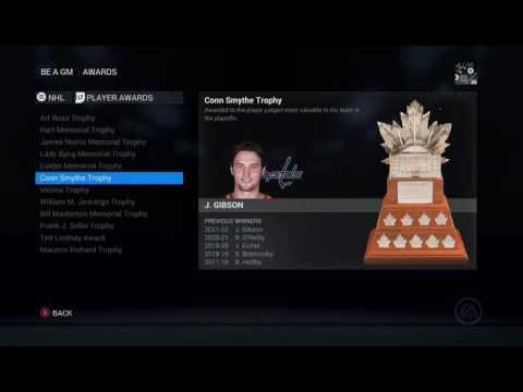 NHL 16 Fantasy GM: Washington Capitals S9 Episode 58 // Goalies for Days (XBone)