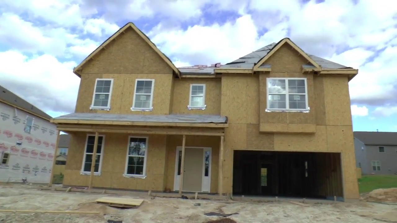 Yates By Mungo Homes   Langford Crossing Blythewood SC   Build Watch Bree  Family 4 6 17