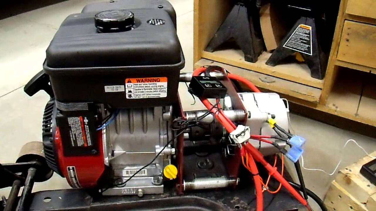 usb to battery wiring diagram diy 12v generator charger 4 first time fire up and first