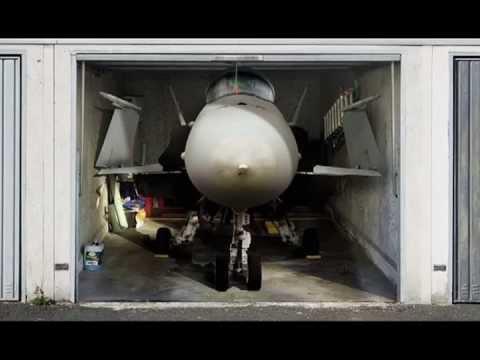 amazing garage door art! - youtube