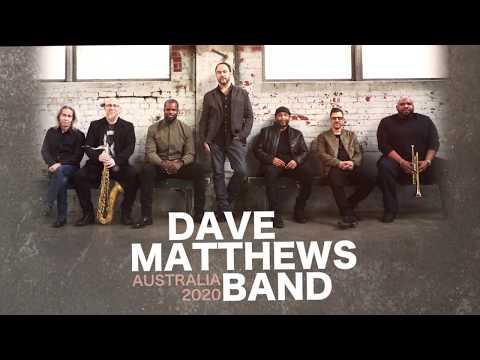 Dave Matthews Band - Australian Tour 2020