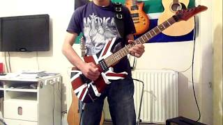 Oh! Student Teacher Affections Naruto Guitar Cover
