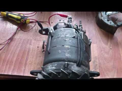 """Генератор """"Г309"""" """"МТЗ"""" """"ЮМЗ"""" Как проверить и ремонт.  Generator """"G309"""" """"MTW"""" """"YMZ"""""""