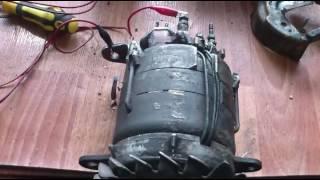 Генератор ''Г309'' ''МТЗ'' ''ЮМЗ'' тексеру және жөндеу. Generator ''G309'' ''MTW'' ''YMZ''
