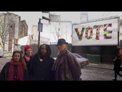 Art Happens: Vote Art