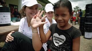 Proyecto Pura Panamá 2019: Implementación en Majé Cordillera en Lago Bayano