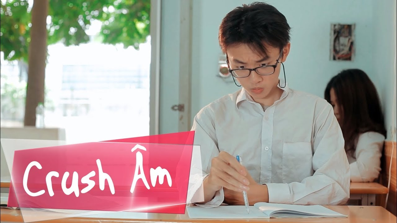 Crush âm ( Túy âm Parody ) | MiNi Anti #1