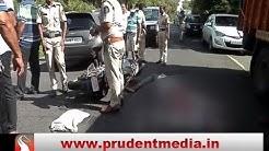 FATAL ACCIDENT AT DRAMAPUR-NAVELIM │Prudent Media Goa