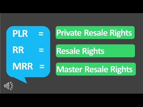 [NEW] Free Private Resell Rights Products Membership [UPDATED] 2015