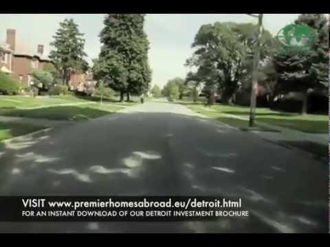 Instant Positive Cash Flow Equity Properties in Detroit USA