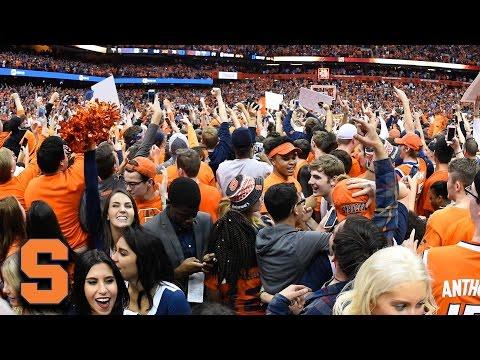 Syracuse's John Gillon: Buzzer-Beating Game Winner vs. Duke