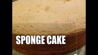 "Sponge Cake Super Easy ""Biszkopt"" Episode #14"