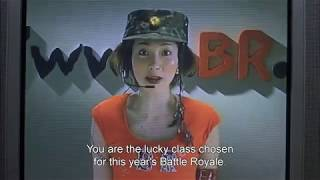 Battle Royale - Clip 1 - The Rules