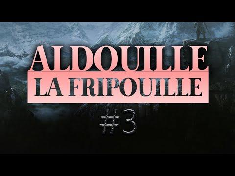 Vidéo d'Alderiate : [FR] ALDERIATE - LET'S PLAY SKYRIM - ALDOUILLE LA FRIPOUILLE - ÉPISODE 3