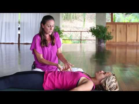 Massage for Hands & Feet from the Integrative Healing Yoga Therapy yoga teacher training
