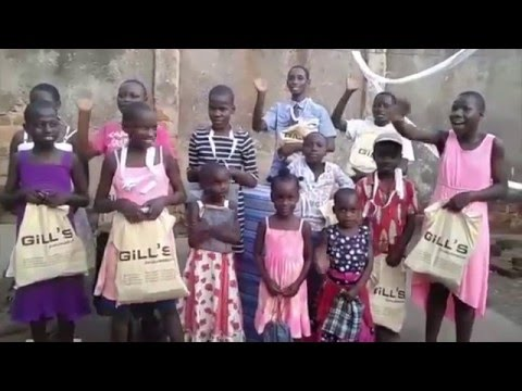 The Giving Circle Africa annual Christmas  & Holidays parties 2015