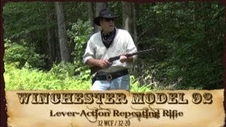 Winchester 1892 32-20 Range review and shoot