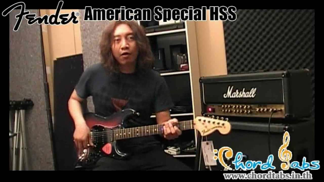 Fender American Special Hss Review Best 2018 Stratocaster Wiring Diagram Fat Strat Texas