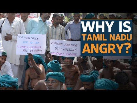 Why is Tamil Nadu angry?