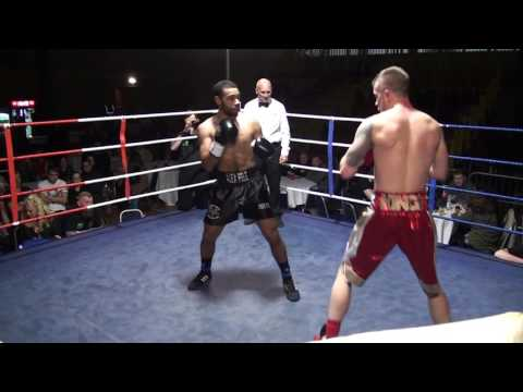 Alex Edwards v Chris Beasley