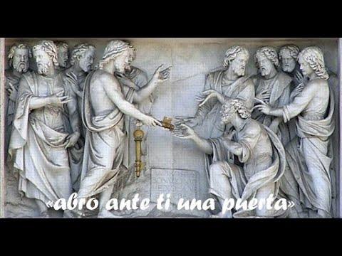 «Abro ante ti una puerta» (D XXI TO-A)
