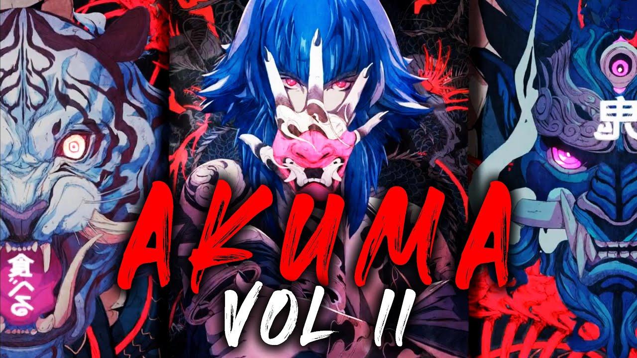 AKUMA x VOL II 【 悪魔 】 ☯ Japanese Trap & Bass Type Beats ☯ Trapanese Hip Hop Mix