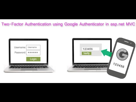 Two-Factor Authentication using Google Authenticator in asp.net mvc