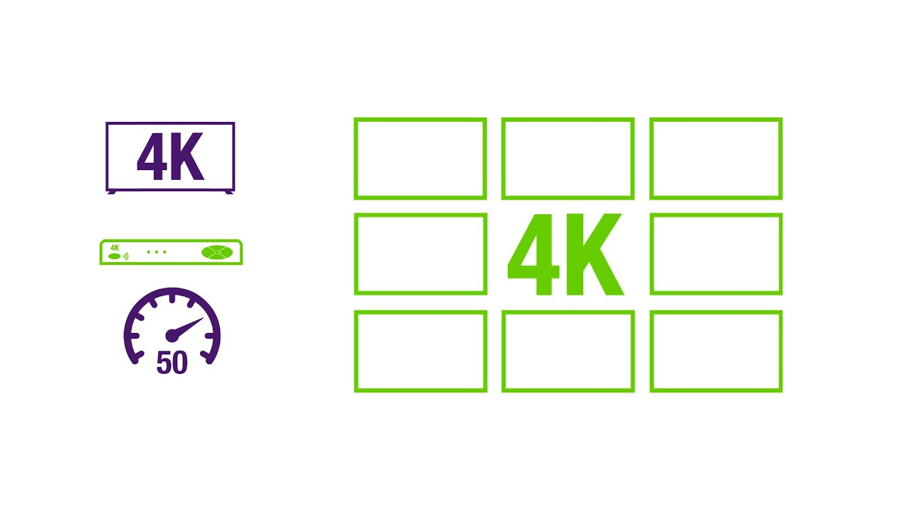 <b>4K</b> programs available on Optik <b>TV</b> | Support | TELUS