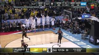 Barrage of 3's lead to Michigan win