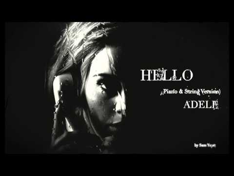 Hello (Piano & String Version) - Adele - by Sam Yung