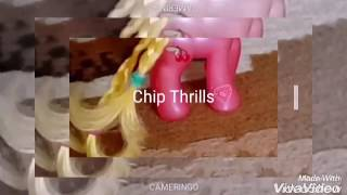 Chip Thrills клип /MLP Luna\ music video певица Sia