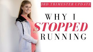 MOM | Why I Stopped Running + Don t Want to Buy Maternity Clothes