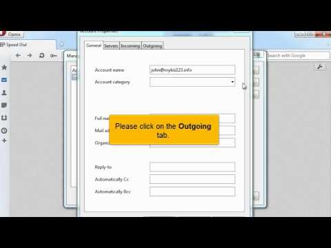 How to setup email signatures in Opera Mail | FastDot Cloud Hosting