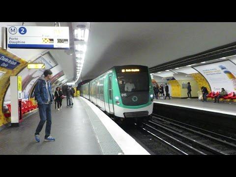[Paris] MF01 M2 - Charles de Gaulle Étoile