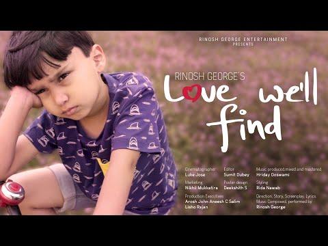 Rinosh George - Love we'll find | Teaser