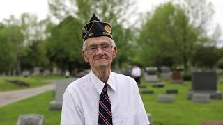 Cardington, Ohio American Legion Memorial Day Ceremony