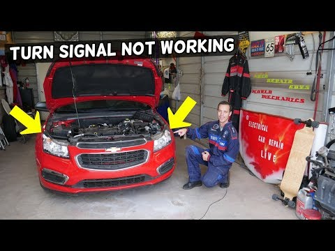 CHEVROLET CRUZE TURN SIGNAL NOT WORKING. WHERE IS THE TURN SIGNAL FUSE CHEVY HOLDEN CRUZE