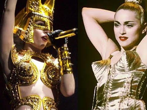 Lady Gaga Steals From Madonna?