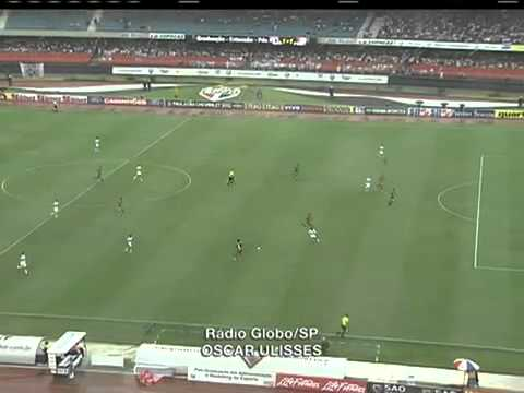 Oscar Ulisses Rádio AM Narra Gol De Luis Fabiano Contra Portuguesa