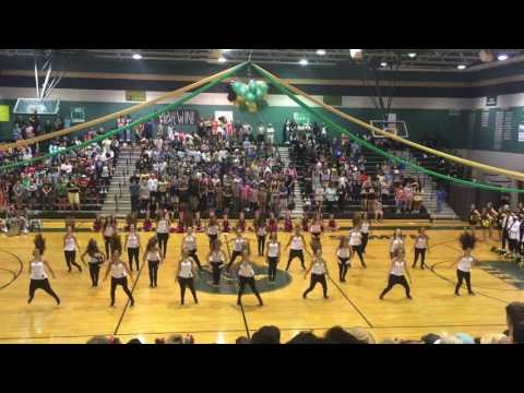 Pep Rally - October 7th