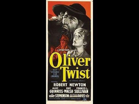 Αποτέλεσμα εικόνας για Ολιβερ Τουίστ (Oliver Twist), 1948