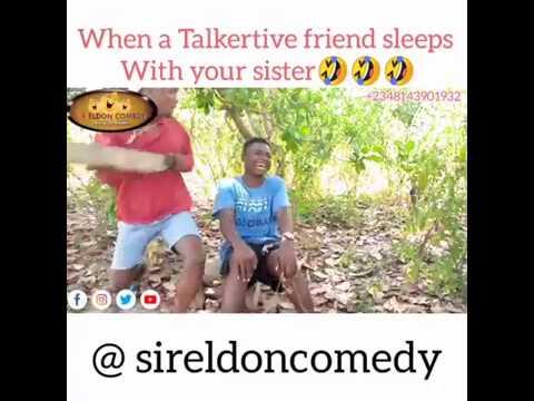 Xploit Comedy 2019 SEX WITH MY SISTER (xploit comedy) (sir Eldon comedy) (Nigerian comedy) - 동영상